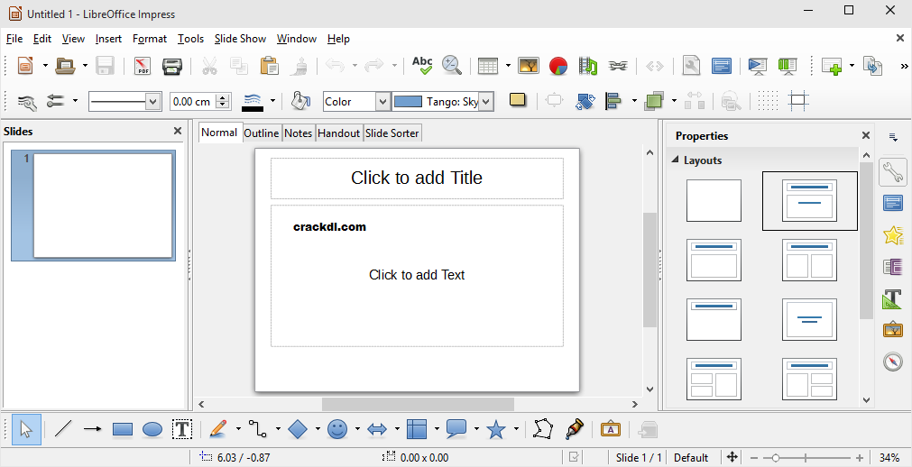 LibreOffice Download for Windows 10 64 bit