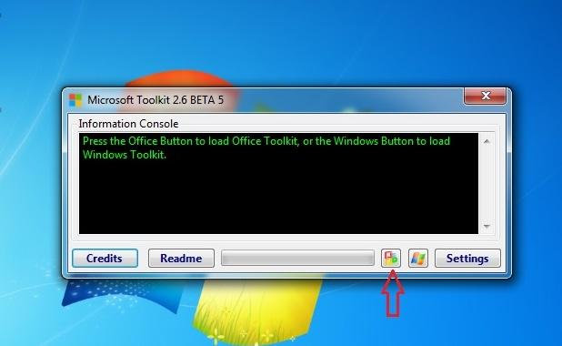 Microsoft Toolkit 2.6.7 Activator