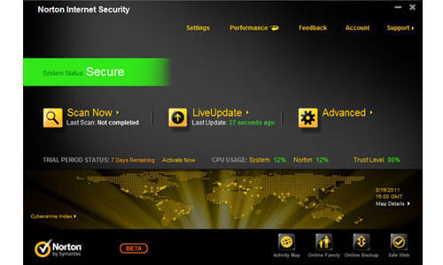 NORTON INTERNET SECURITY 2020 CRACK