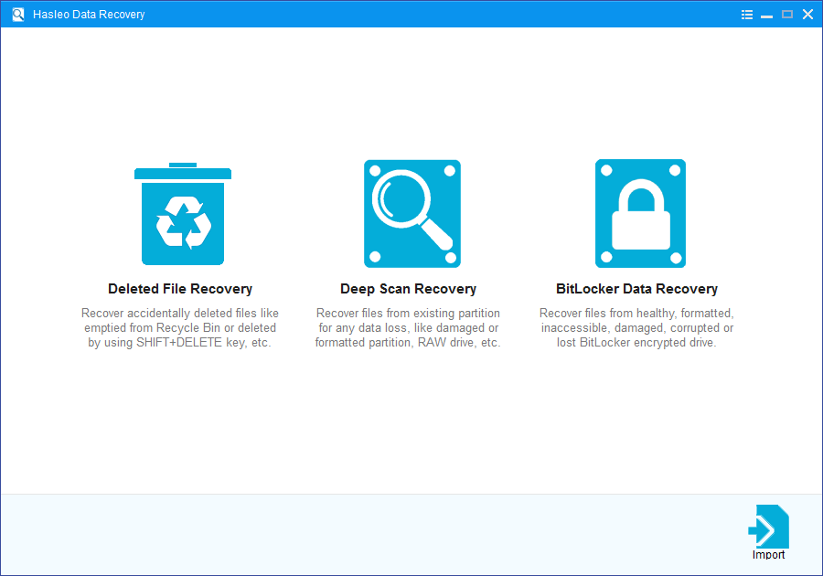 Hasleo Data Recovery 5.8 + Crack Latest Version 2021 Free Download