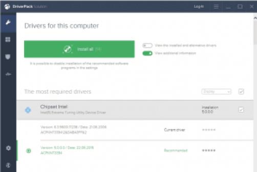 DriverPack Solution Offline Crack v17.11.47 + Keygen 2022 Free Download