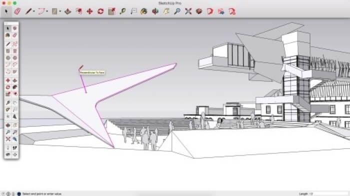 SketchUp Pro 2022 Crack + Keygen 100% Working Latest Version