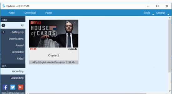 FlixGrab Premium 1.6.0.458 Crack + License Key Latest Version 2022