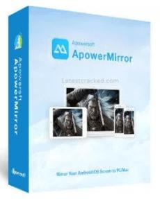 Apowersoft-ApowerMirror-Keygen