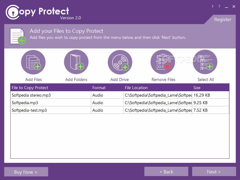 Copy Protect 2.0.6 Crack Full Version 2021 Download