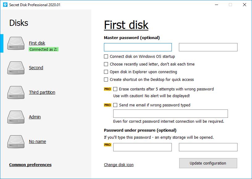 Secret-Disk-Professional-Keygen