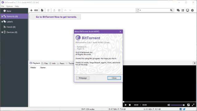 BitTorrent Pro Crack 7.10.5 Build 46011 For PC 2021 Latest Download