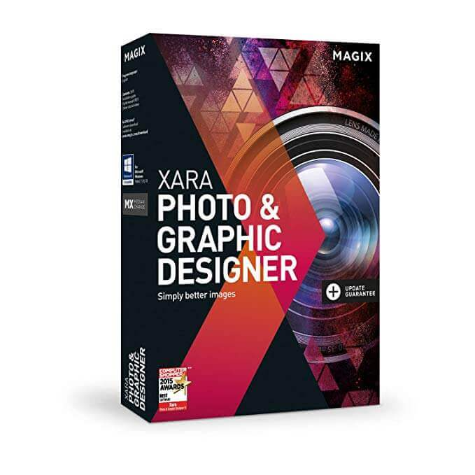 Xara Photo & Graphic Designer 17.1.0.60742 With crack 2021 Latest